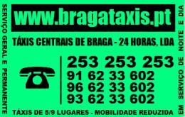 taxis-centrais-de-braga-24-horas-lda