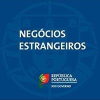 ministerio dos negocios estrangeiros
